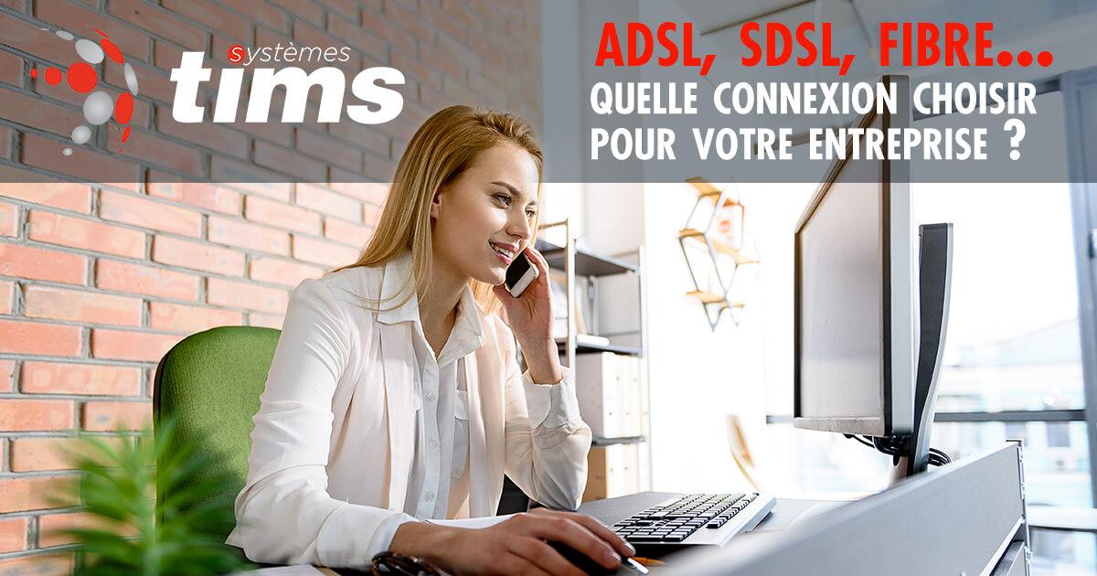 Accès internet en entreprise : quelle connexion choisir ?