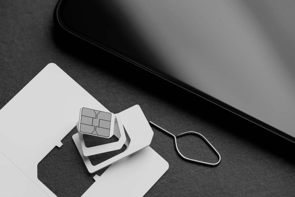 Activation / Insertion de votre carte SIM